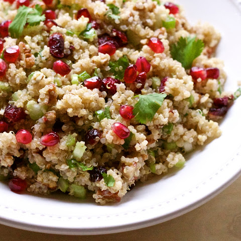 10 Best Quinoa Salad Cranberries Green Onion Recipes | Yummly
