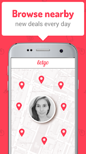 letgo: Buy & Sell Used Stuff for Lollipop - Android 5.0
