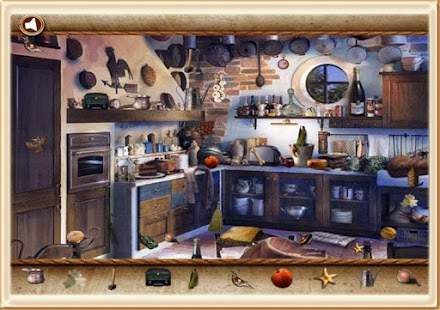Magic Mansion Hidden Objects- screenshot thumbnail