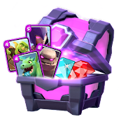 Chest Clash Royal Simulator Icon