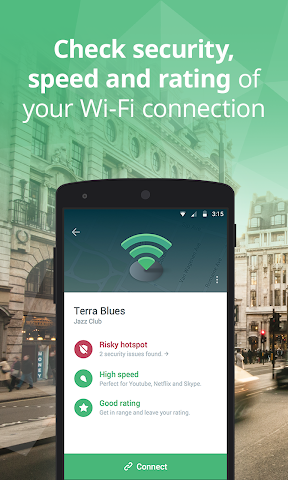 android Avast Wi-Fi Finder Screenshot 3
