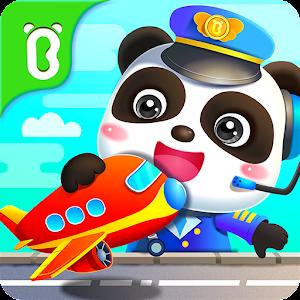 Baby Panda's Airport For PC (Windows & MAC)