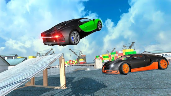 Hyper Car Driving Simulator