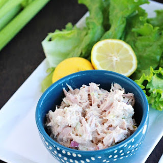 Tuna Salad Without Bread Recipes