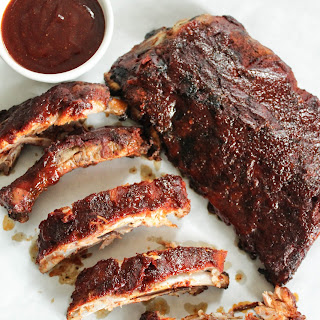 Slow Cooker Barbecue Ribs
