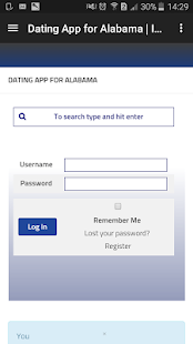 Dating App for Alabama - screenshot