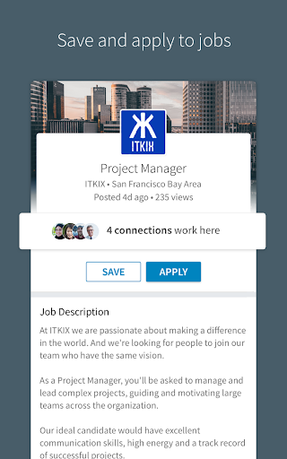 LinkedIn screenshot 8