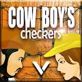 Game Cowboy Checkers version 2015 APK