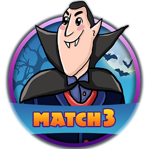Match 3 - Spooky Hotel Pro app for android
