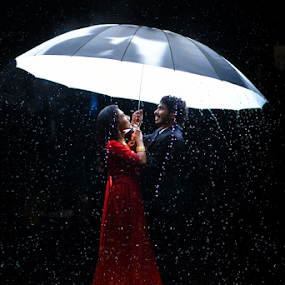 by Roopesh Anjumana - Wedding Bride & Groom
