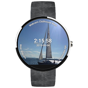 Wear.Webcam Watchface
