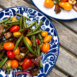 Seasoning Grilled Vegetables Recipes