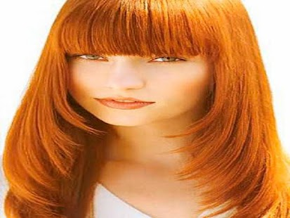 Haircuts with Bangs Images - screenshot