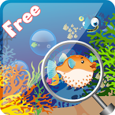 Hidden Object : Fun fish