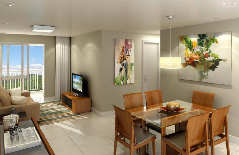 Apartamento 3 Quartos à venda, Pechincha, Rio de Janeiro.