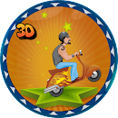 3D Scooty Jumper icon