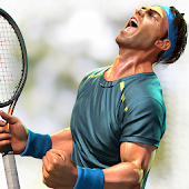 Ultimate Tennis APK for Bluestacks