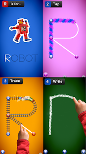 LetterSchool - Learn to write the ABC Screenshot