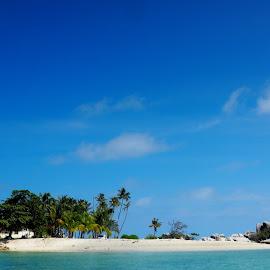 Lengkuas Island by Hilman Hendrayana - Landscapes Travel