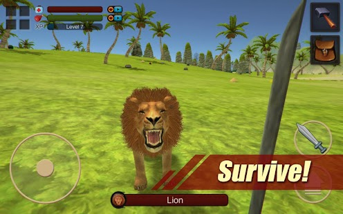 Survival Simulator 3D Pro Screenshot