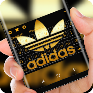 Gold Clover Keyboard for adidas For PC