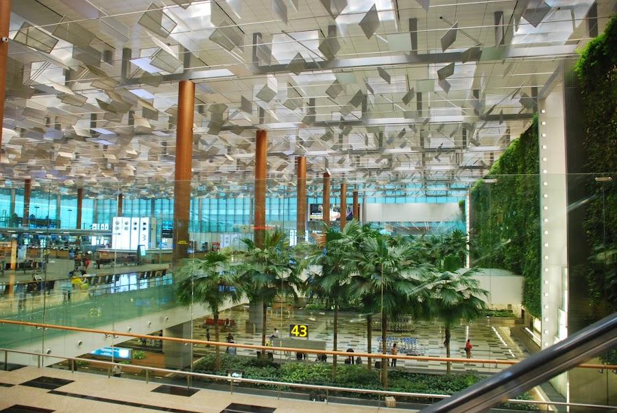 by Woo Yuen Foo - Travel Locations Air Travel