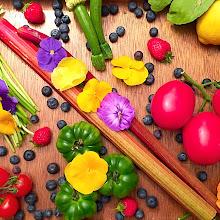 A vegetarian spring soirée for 8