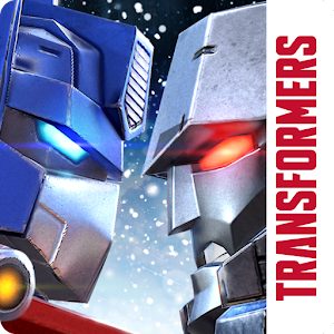 Choose a side and assemble the ultimate team of TRANSFORMERS robots! APK Icon