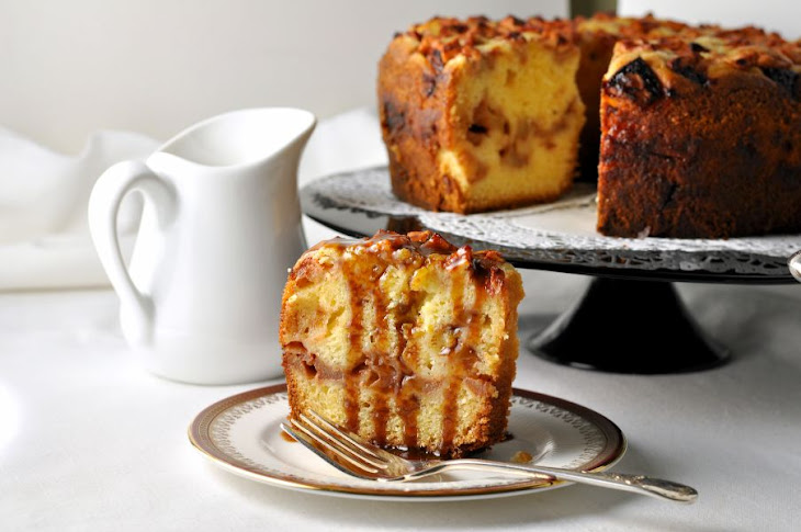 apple cake southern apple and pecan cake warm caramel apple cake ...