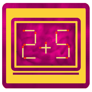 Matches Puzzle Math Brain Quiz