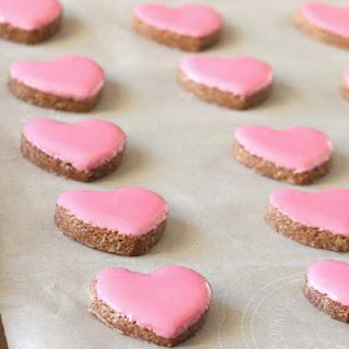 Valentines Cookies Dairy Free Recipes