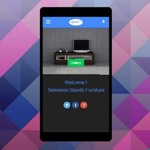 Television Stands Furniture - screenshot