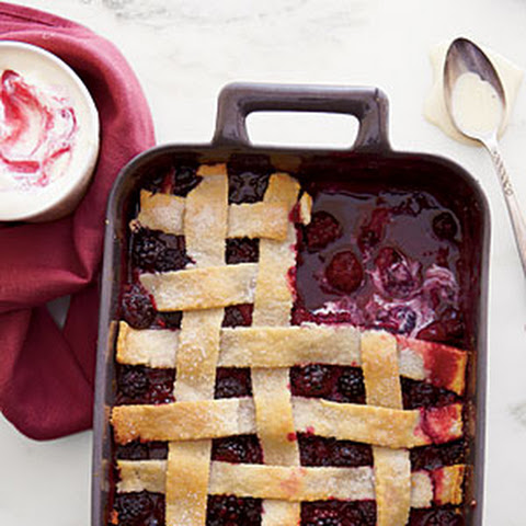 Winter Fruit Cobbler Recipes | Yummly