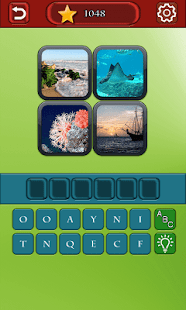 Game 4 pics 1 word ~ deluxe APK for Kindle