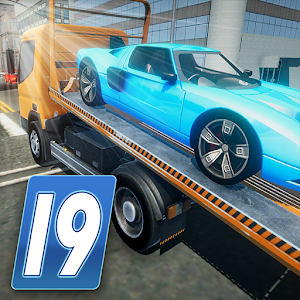 Recovery Emergency Rescue - Tow Truck Transporter For PC / Windows 7/8/10 / Mac – Free Download