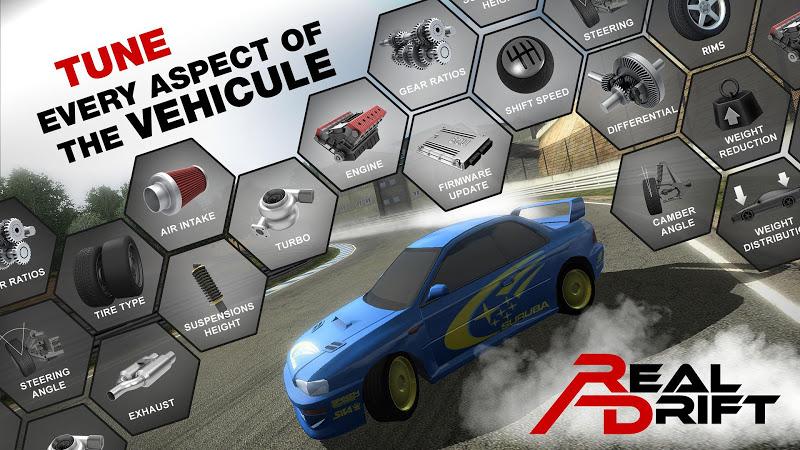 Real Drift Car Racing Screenshot 11