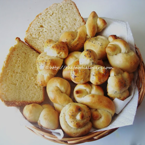 SOFT SANDWICH BREAD AND ROLLS