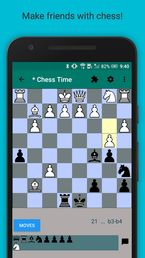 Chess Time® Pro - Multiplayer Screenshot 0