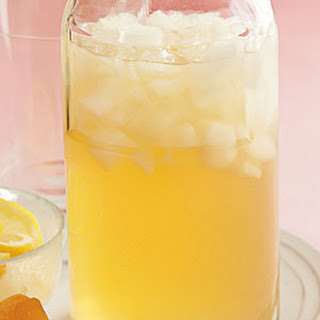 Chamomile-Ginger Iced Tea