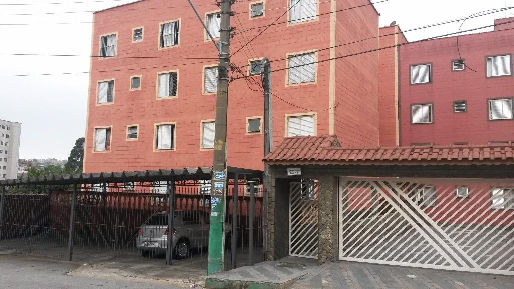 Apartamento Conjunto Residencial Planeta Santo André