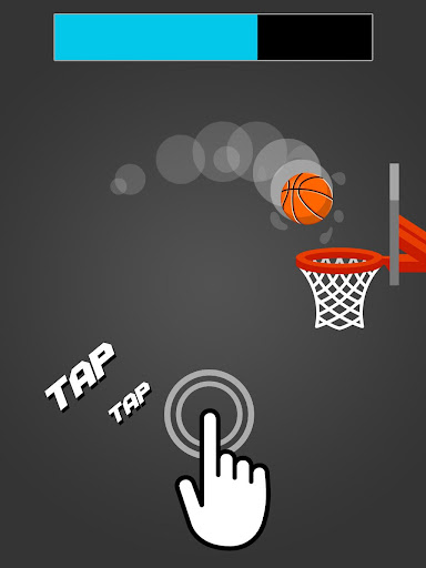 Dunk Hit Basketball For PC