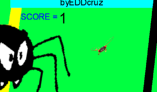 Spider and the Fly 3 - screenshot