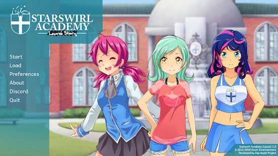 Starswirl Academy - Laura (Unreleased) - screenshot