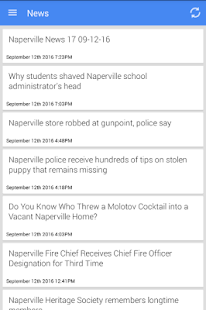 Naperville News - screenshot