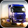 Police Truck Hill Simulator