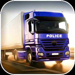 Cover art Police Truck Hill Simulator