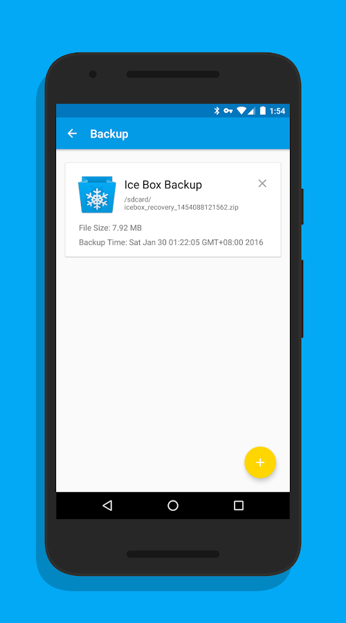 Ice Box - Apps freezer Screenshot 5