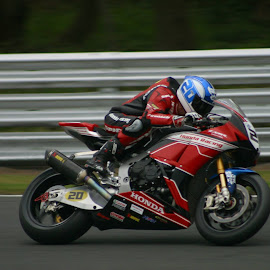At speed by Mike Davies - Sports & Fitness Motorsports