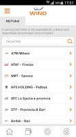 Screenshot of MyWind (App ufficiale Wind)