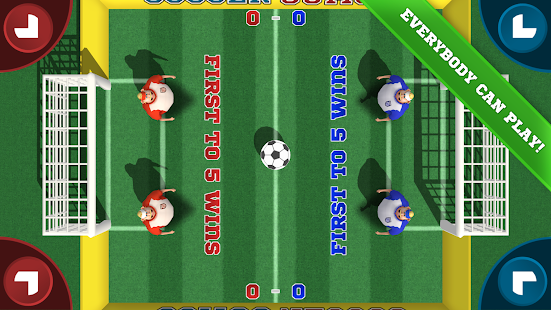 Soccer Sumos - Party game!- screenshot thumbnail